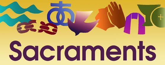 Sacraments - www.blessedsacramentcocoa.org